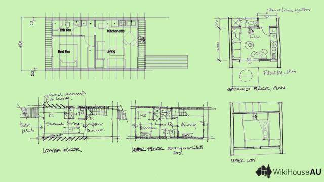 WikiHouseAU-Sketchs-2